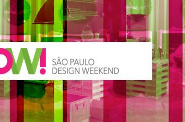 São Paulo Design Weekend